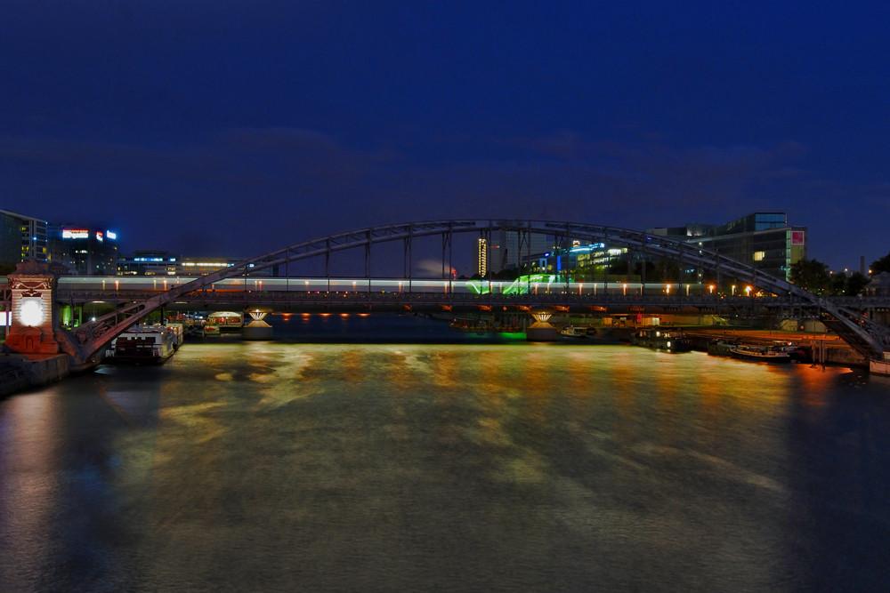 Nuit sur Seine