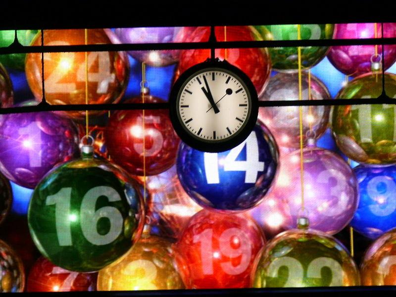Nummern und Zeit