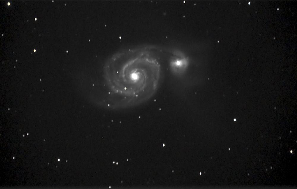 ... nun dann mal eine M51 ...