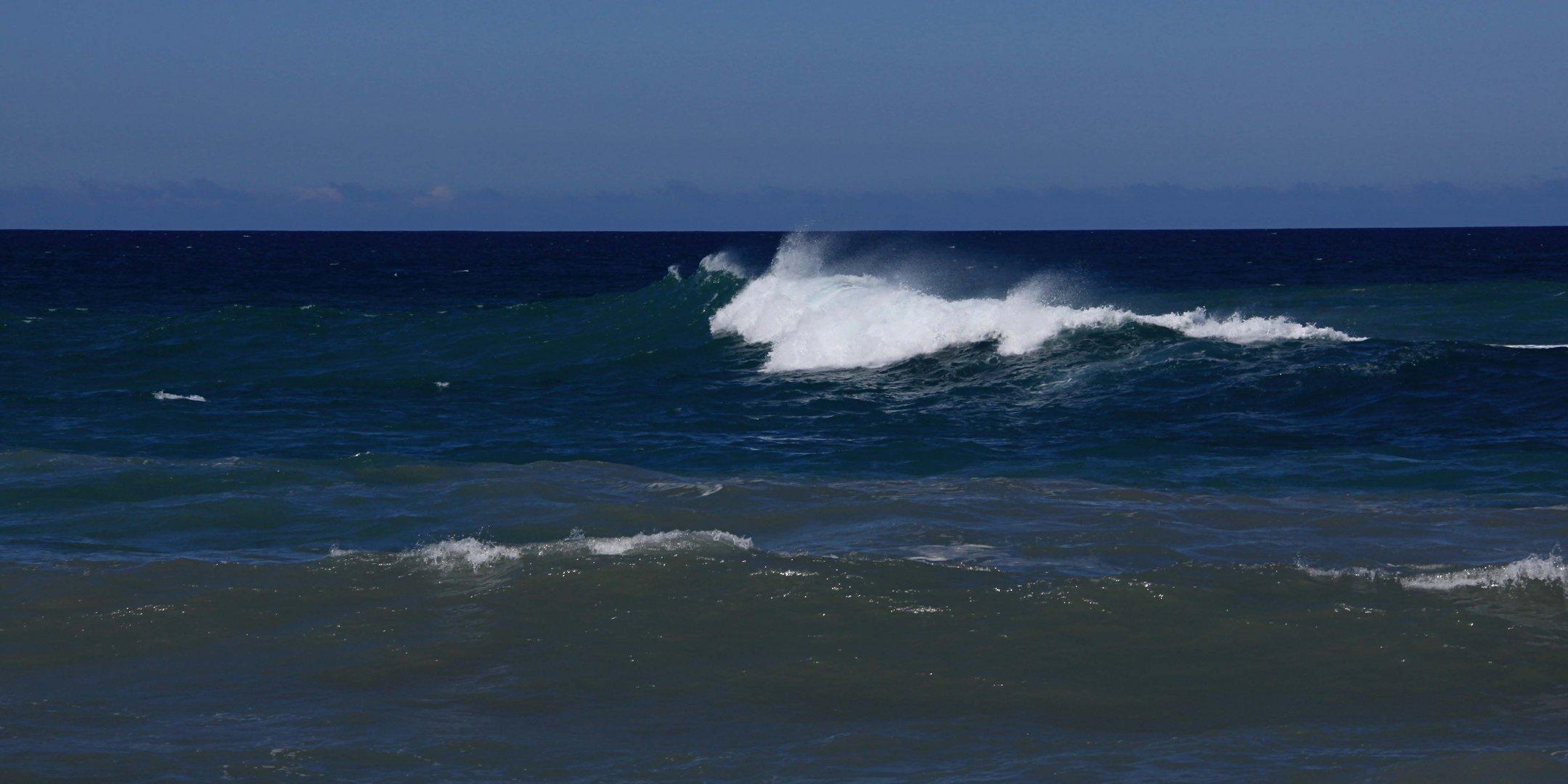 Nun mach mal keine Welle