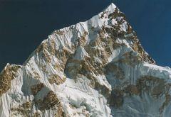 """Nuptse 7879m- der """"Kleine"""" neben Everest"""