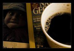 Nur ein Kaffee?