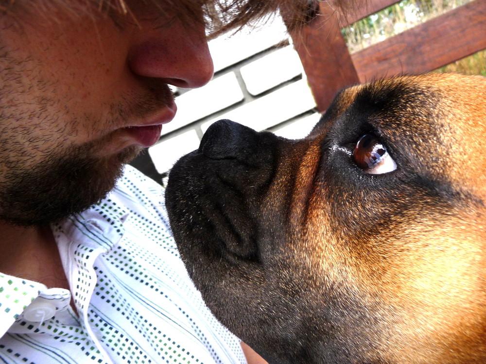 Nur ein Kuss ;)