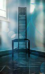 Nur ein Stuhl...