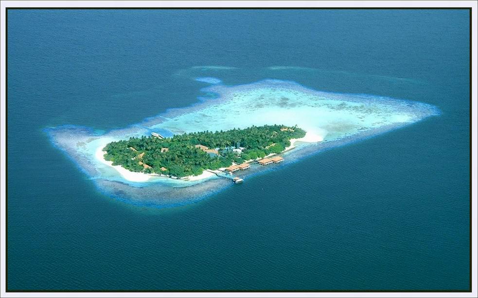 Nur eine Insel...