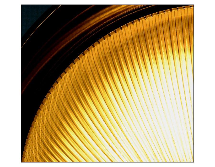 [ nur eine Lampe ]