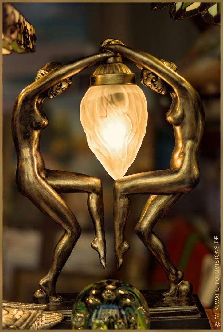 nur eine Lampe.....