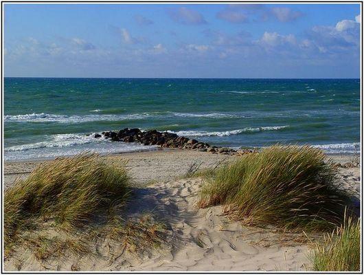 ... nur eine Sand Düne in meiner Heimat..