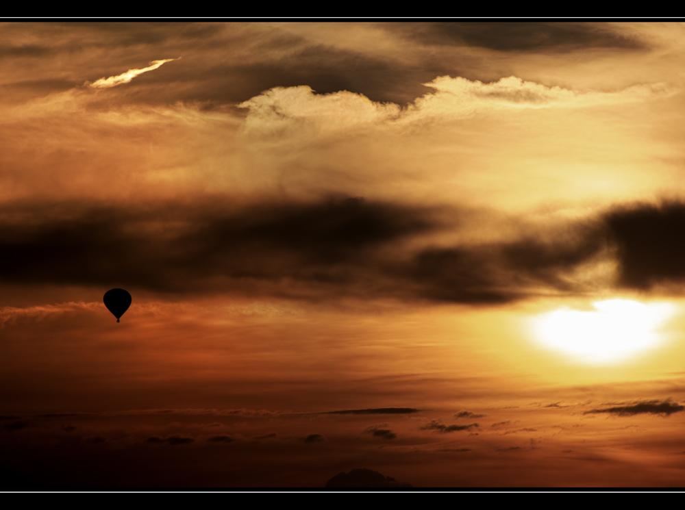 Nur fliegen ist schöner... (reloaded)