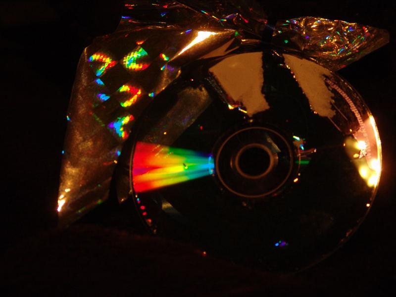 Nur Licht und CD