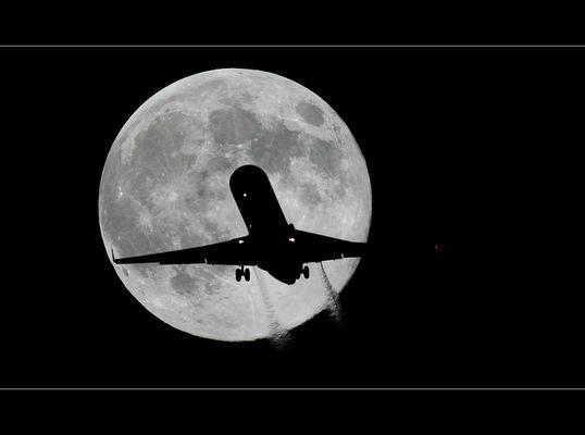 Nur Mond kann ja Jeder 8)