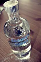 nur weil die flasche so schön ist :p