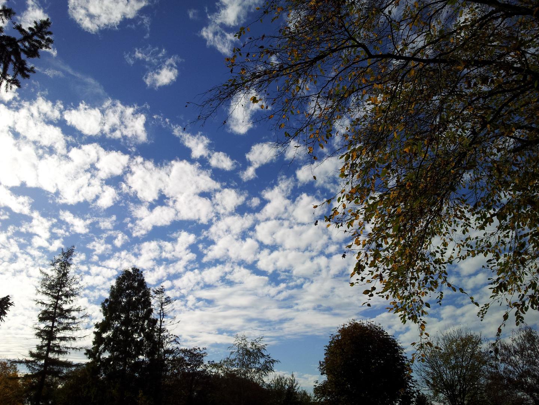 nur Wolken (2)