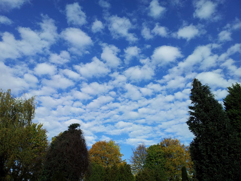nur Wolken