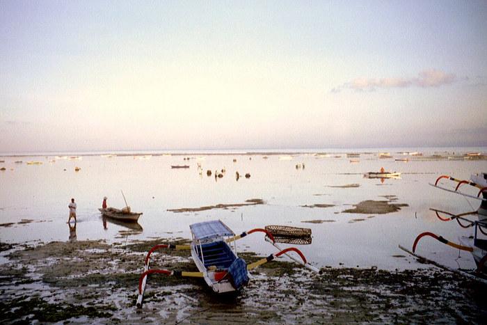 Nusa Lembongan am frühen Morgen