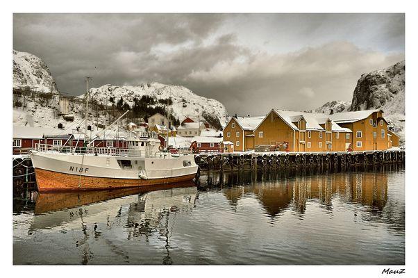 .. Nusfjord ....