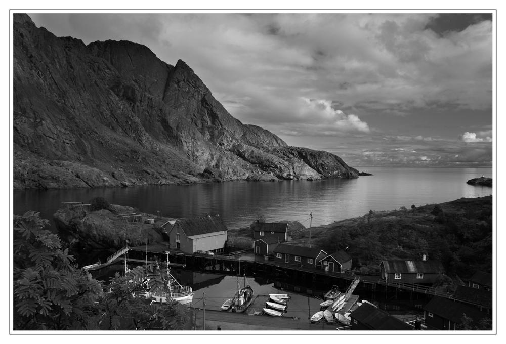 Nusfjord SW