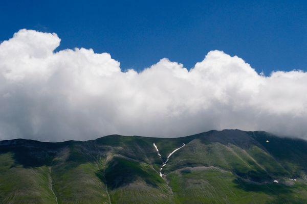 Nuvola imponente
