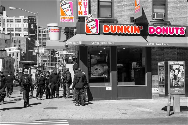 N.Y. [100] - DUNKIN' DONUTS