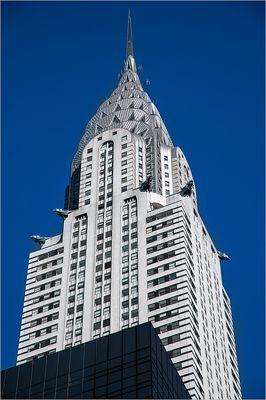 N.Y. [108] - Chrysler Building