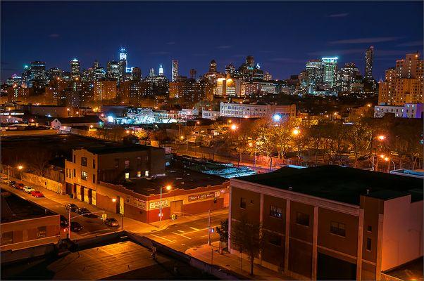 N.Y. [113] - Brooklyn @ Night