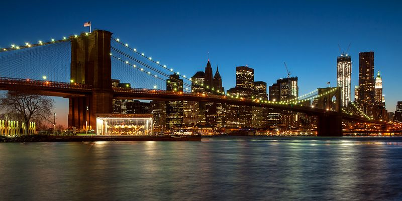 N.Y. [126] Big City Lights