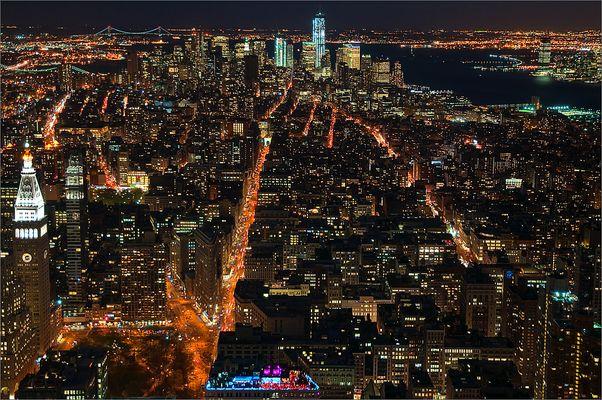 N.Y. [59] - Lichtermeer III