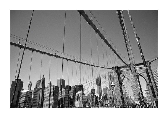 N.Y. [61] - Brooklyn Bridge