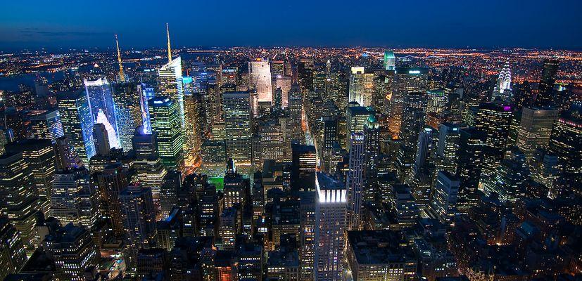 N.Y. [70] - Lichtermeer IV