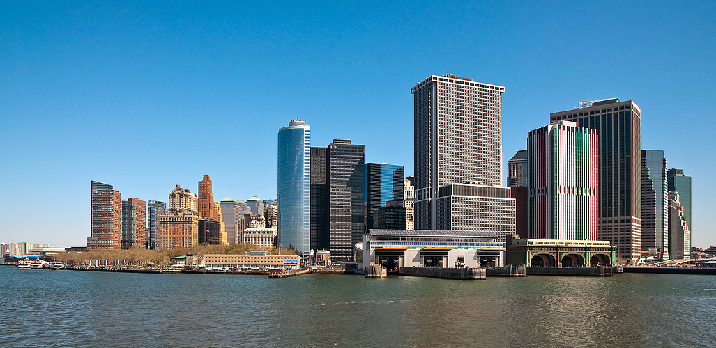 N.Y. [71] - Whitehall Terminal Manhattan