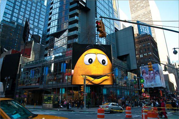 N.Y. [76] - Big M is watching you