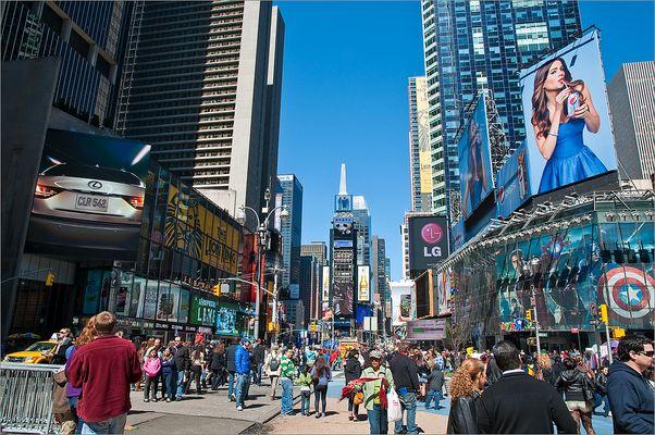 N.Y. [79] - Times Square