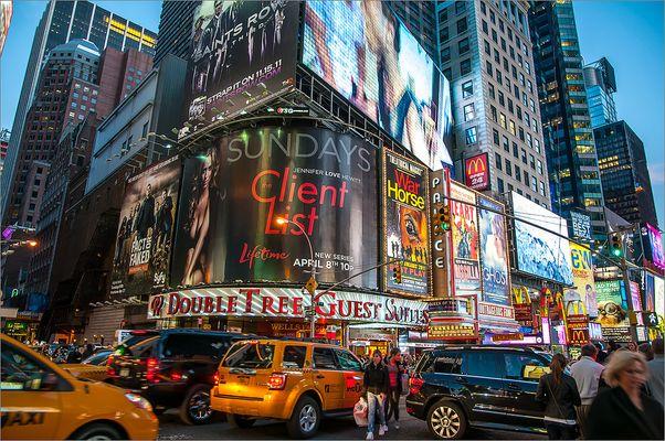 N.Y. [97] - Times Square