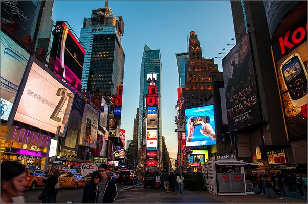 N.Y. [99] - Times Square