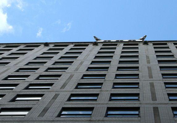 NY, Chrysler Building
