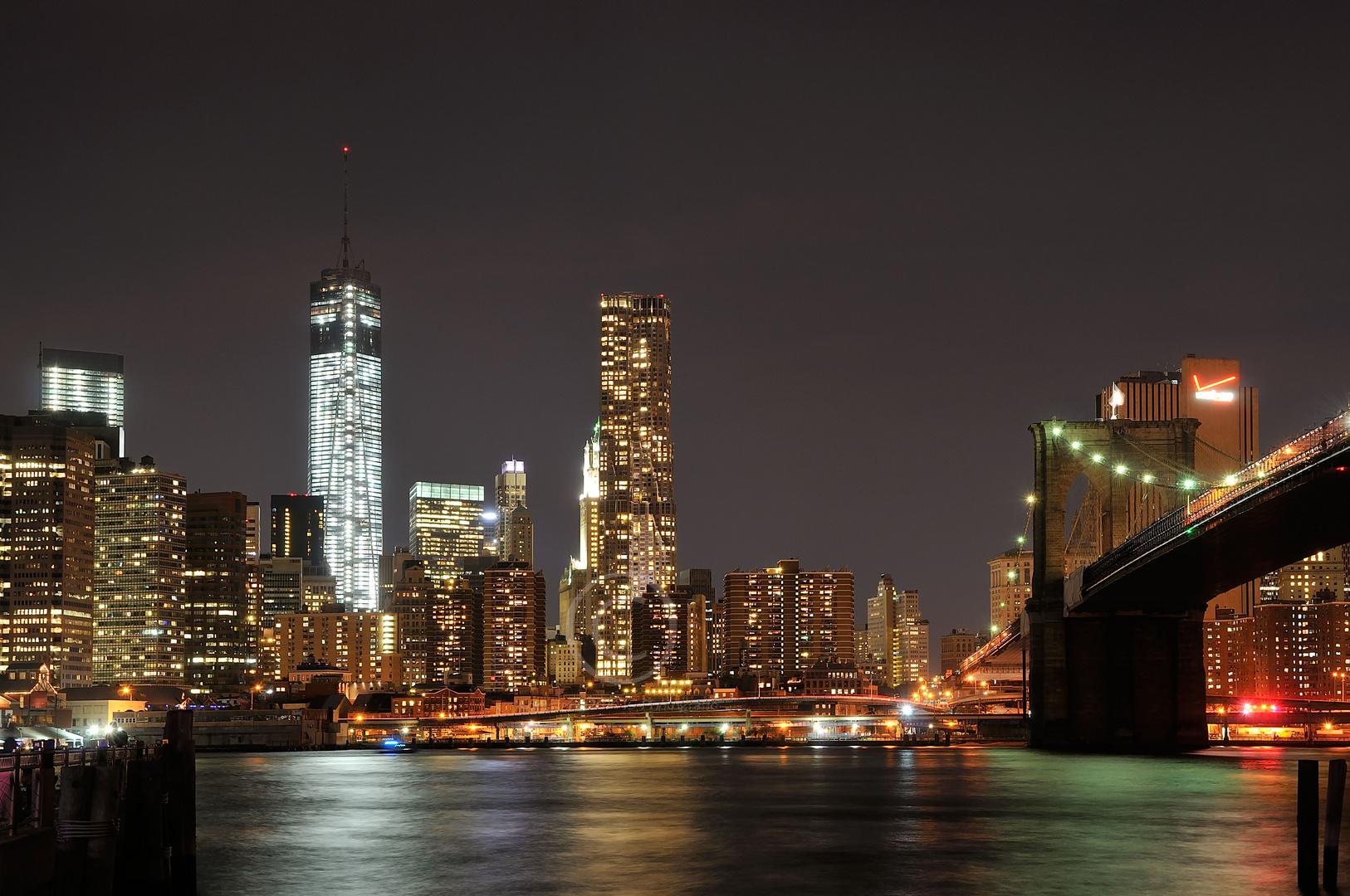 NY-City Lights