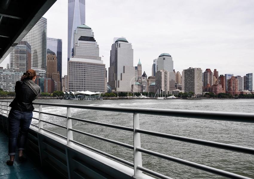 NY- Die Fotografin
