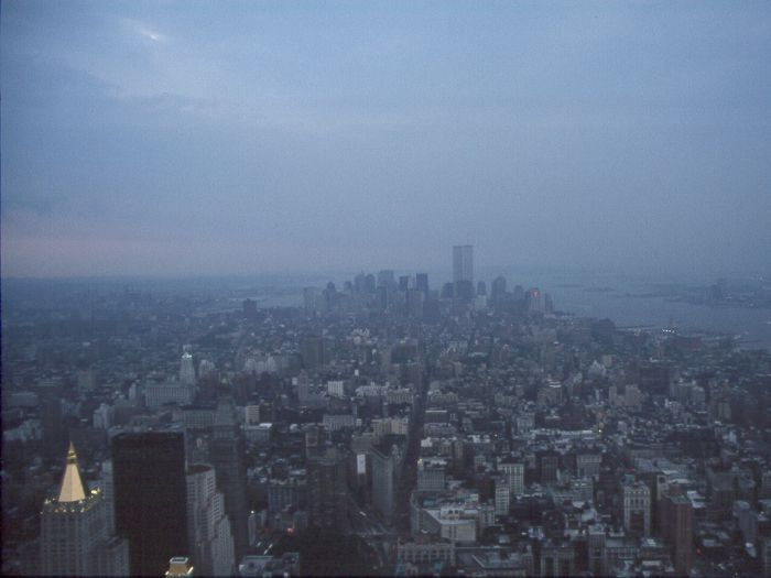 NY Downtown Aug. 2000