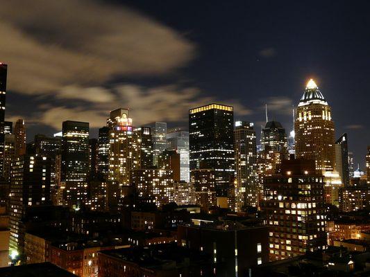 NY Hotelfenster23Uhr