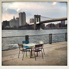 NY im Quadrat - Brookly Bridge 3