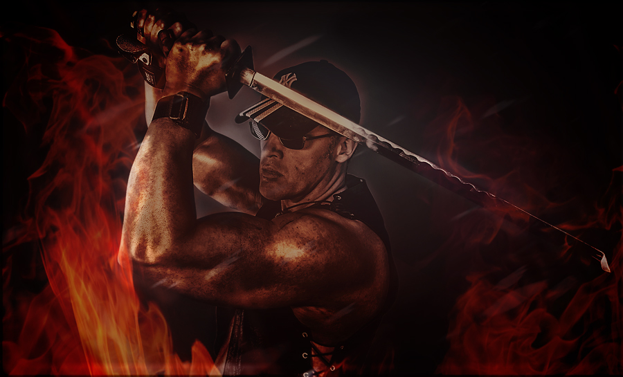 NY - Swordsman