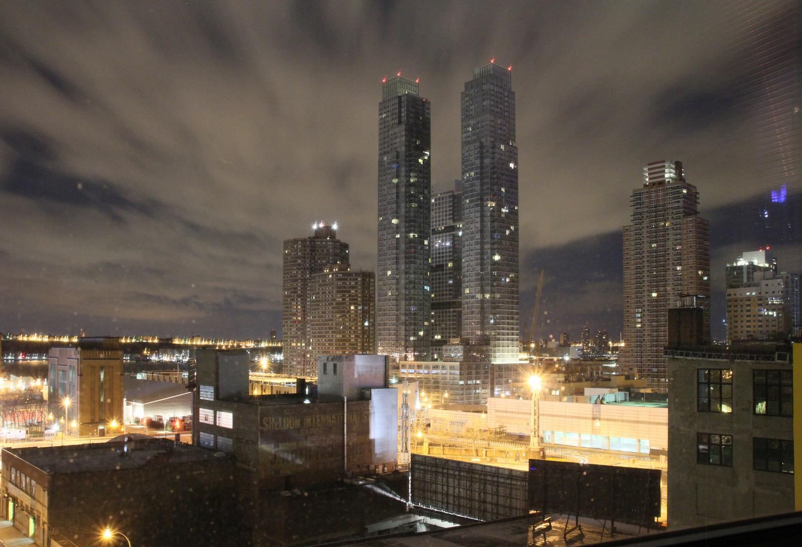 NY the City that never sleeps
