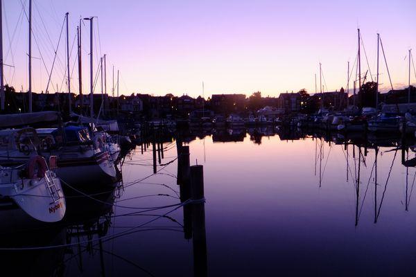 Nyborg Hafen