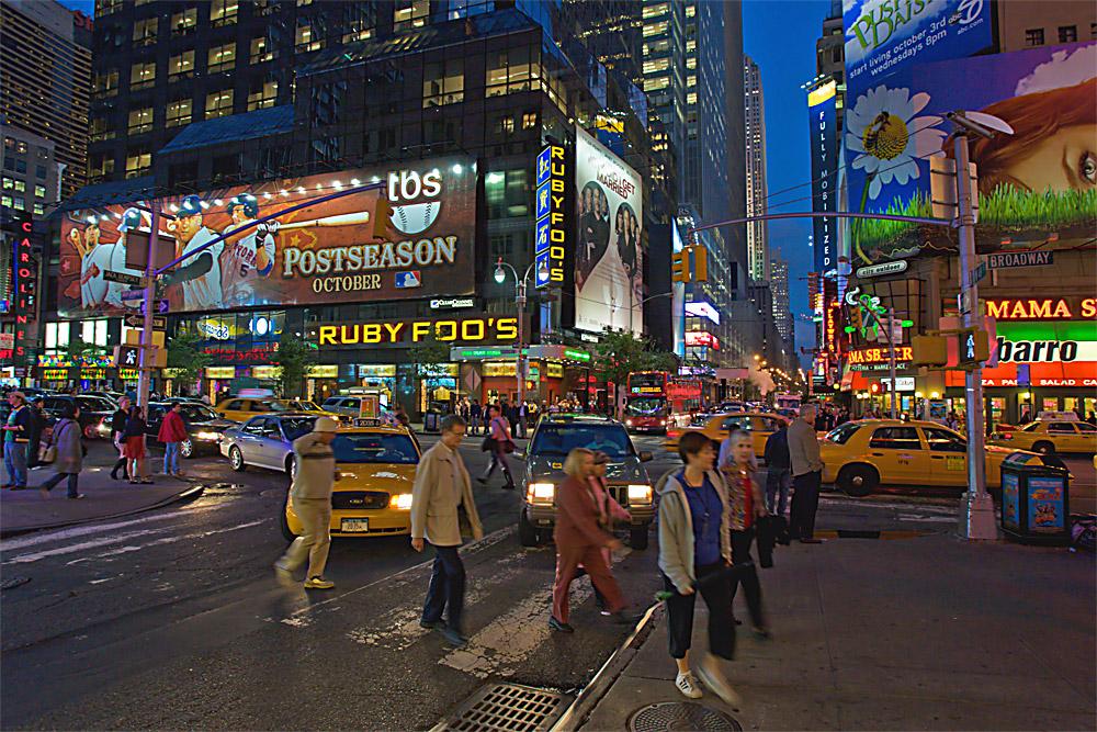 NYC (15) 2007 On Broadway