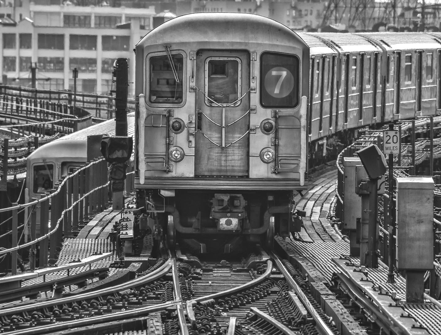 NYC B & W 167