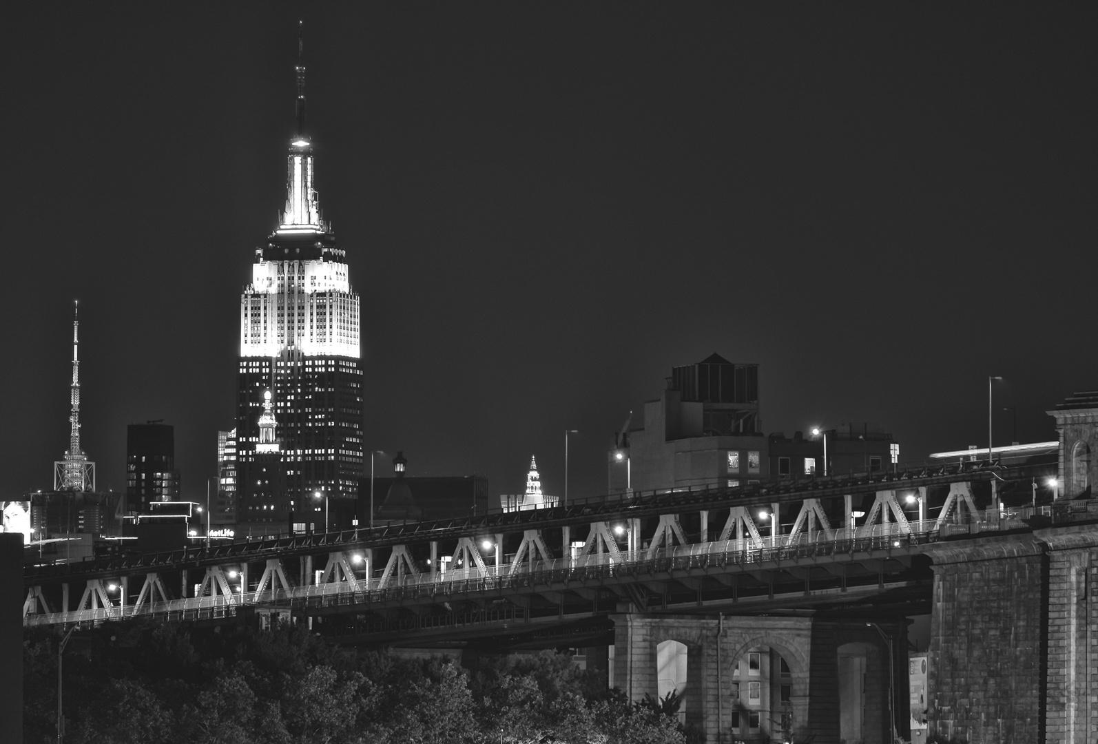 NYC B & W 178