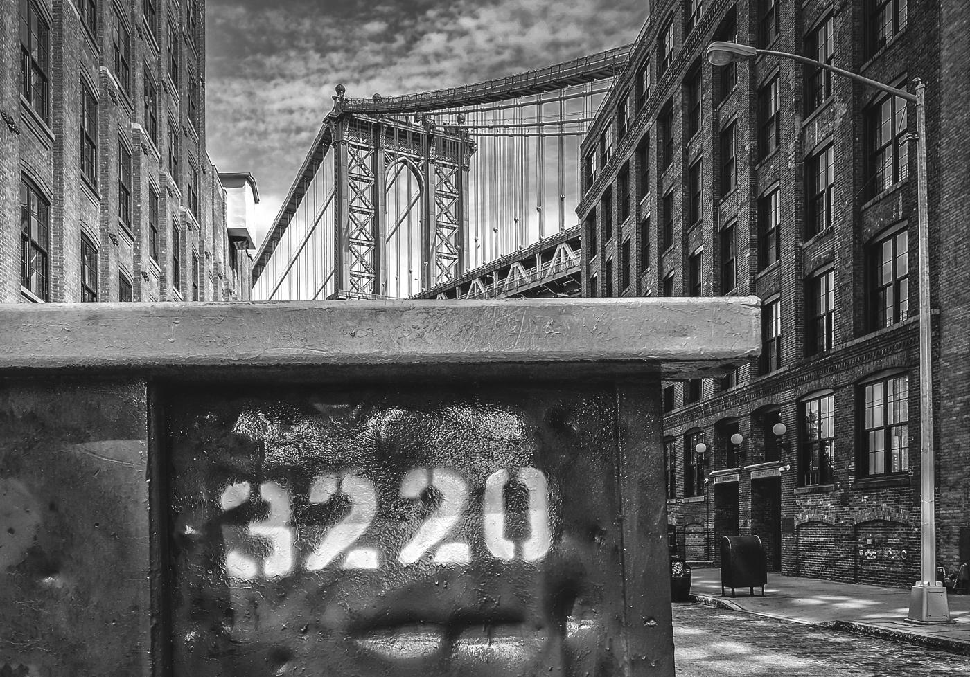 NYC B & W 179