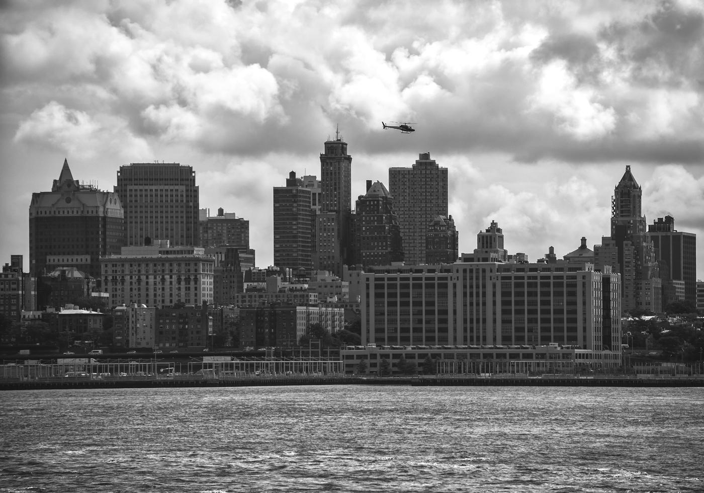 NYC B & W 186