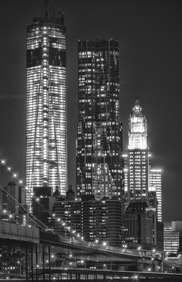 NYC B & W 198