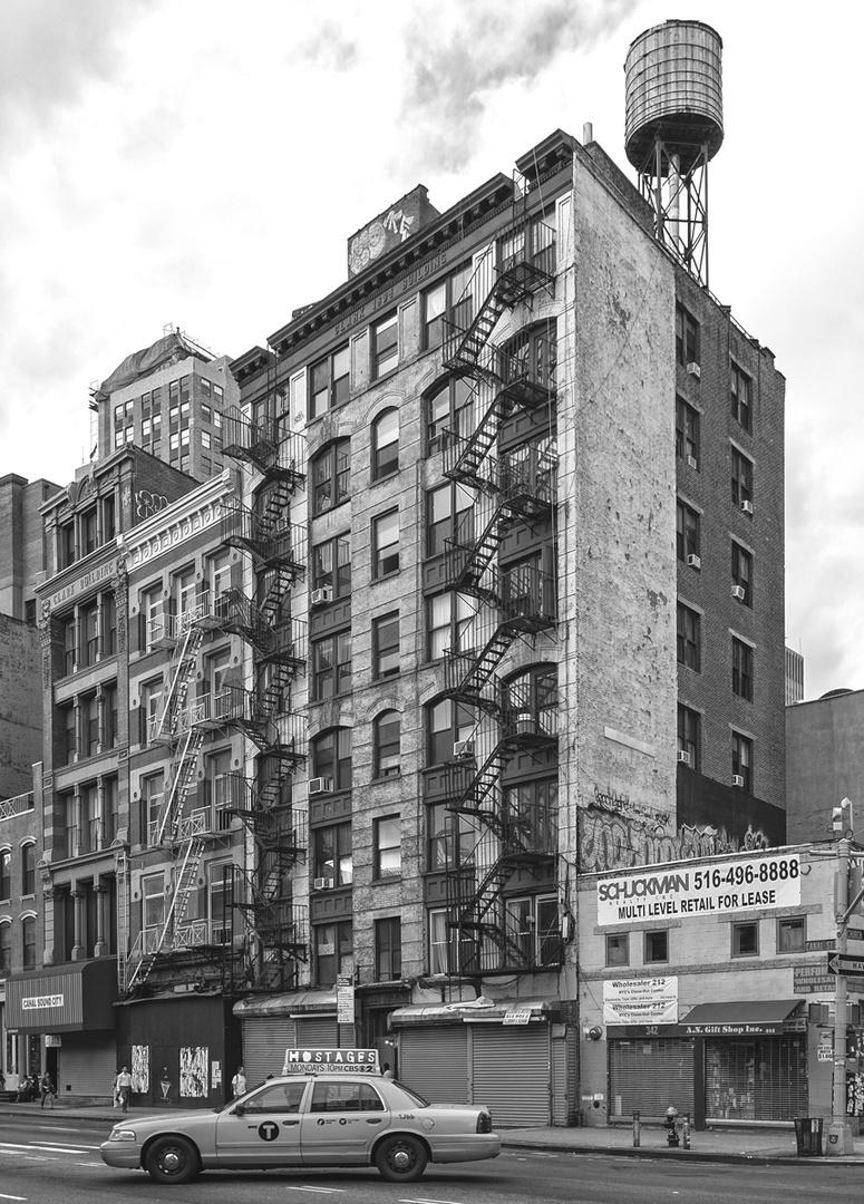 NYC B & W 230